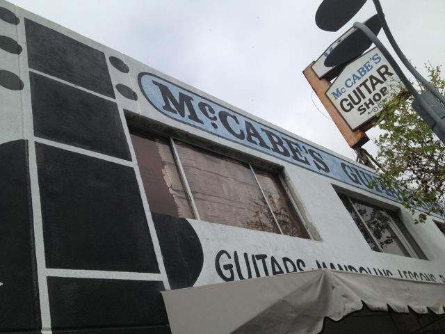 McCabe's Guitar Shop