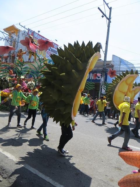 Kadayawan sa DABAW カダヤワン祭り5